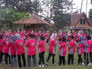 Outbound Jogja Team Building