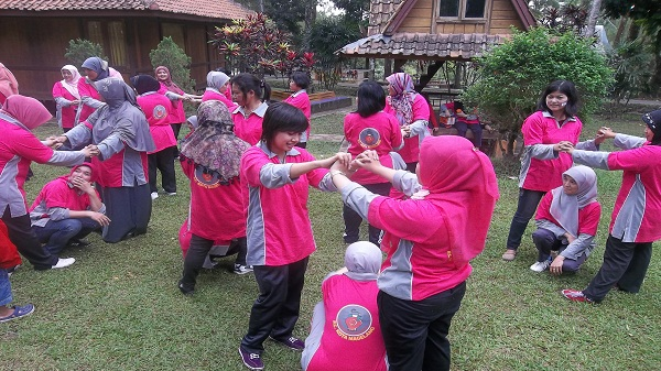 Team Building Outbound Training Yogyakarta