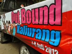 Outbound kaliurang Yogyakarta